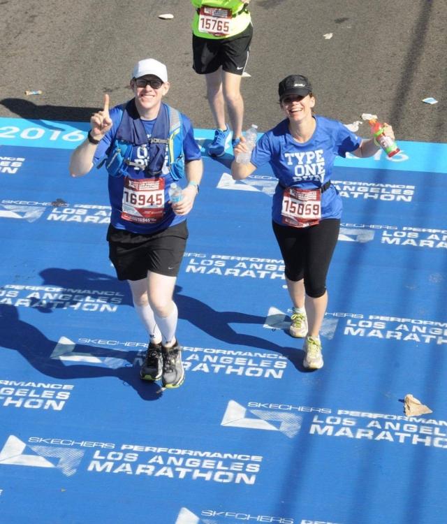 LA Marathon